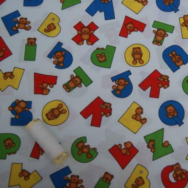 Alpha Bears- Letters