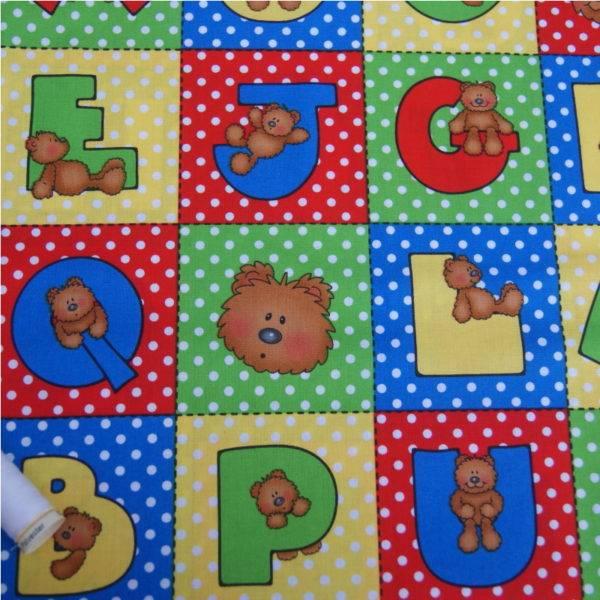 Alpha Bears- Squares