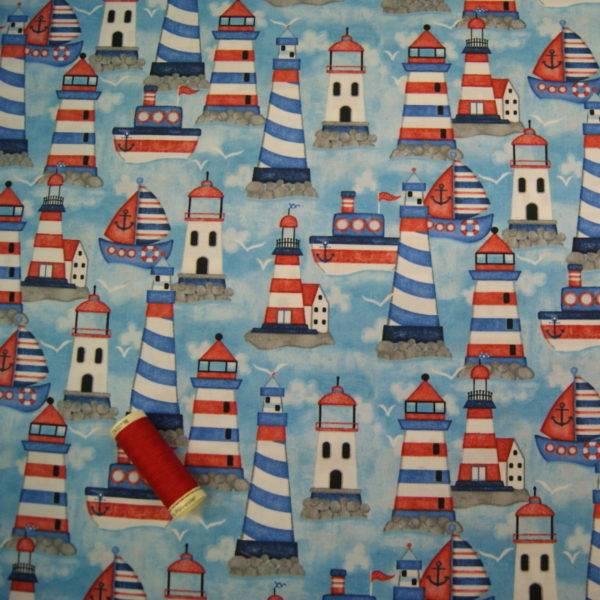 Anchors Away-Lighthouses