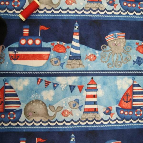 Anchors Away-Stripe