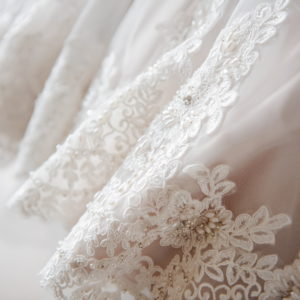 Lace and Embroidered Fabric